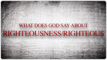 Righteousness-Righteous-WDGSA1